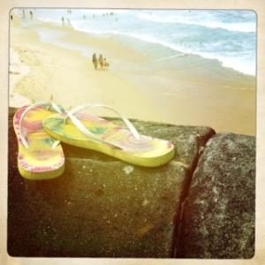 coogee beach...