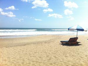 my happy place: Legian Beach