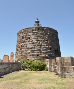 the MartelloTower