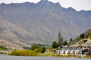 The Hilton at Kawarau Falls