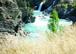 Kawarau River Gorge