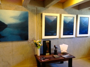Art in the Peregrine Cellar Door