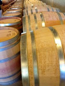 Barrel Room at Peregrine