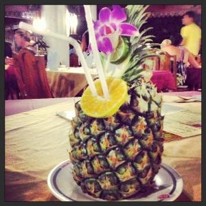 cocktail at Savoeys