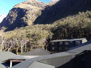 Routeburn Falls Lodge