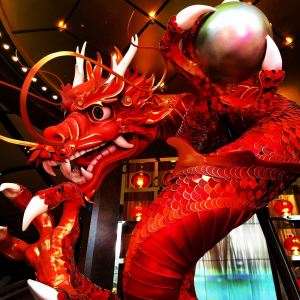 Lucky Dragon at Star