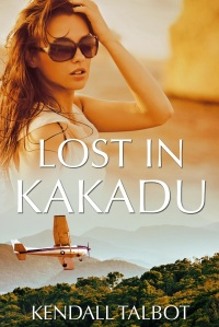 Lost In Kakadu book cover small