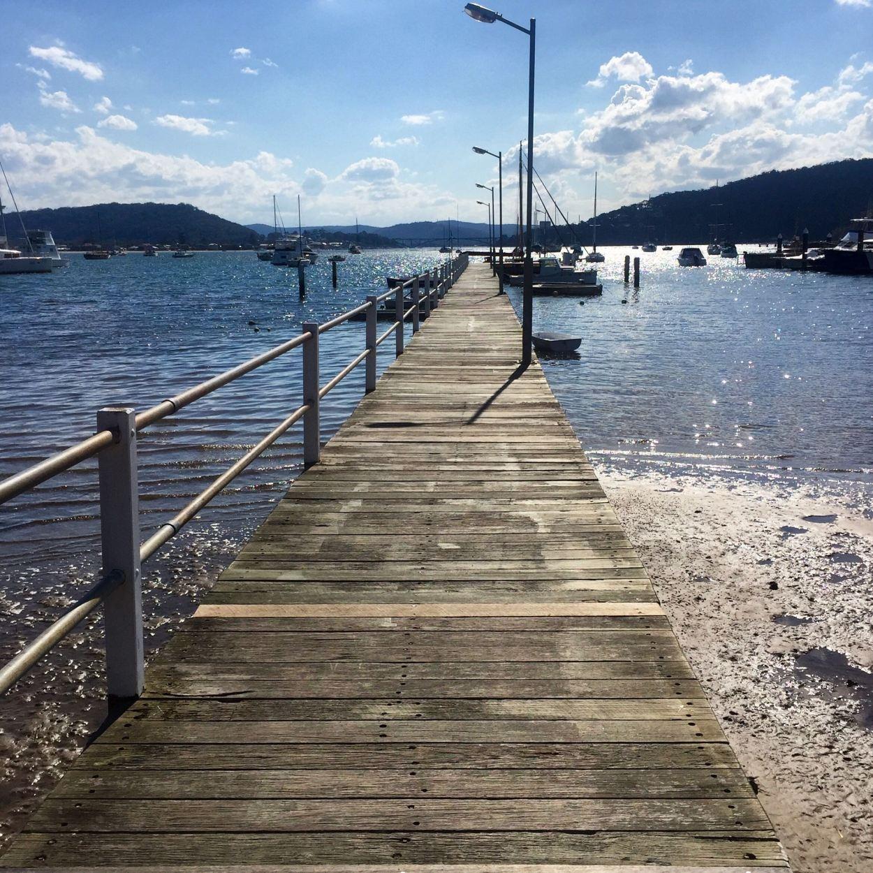 Hardy's Bay, Central Coast