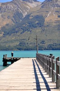 Glenorchy Wharf. Pic taken in March 2013