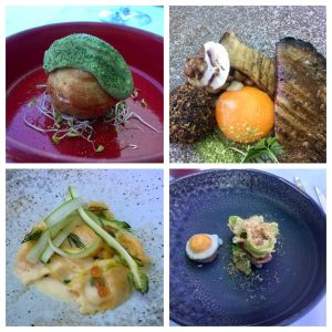 some of the yummy dishes