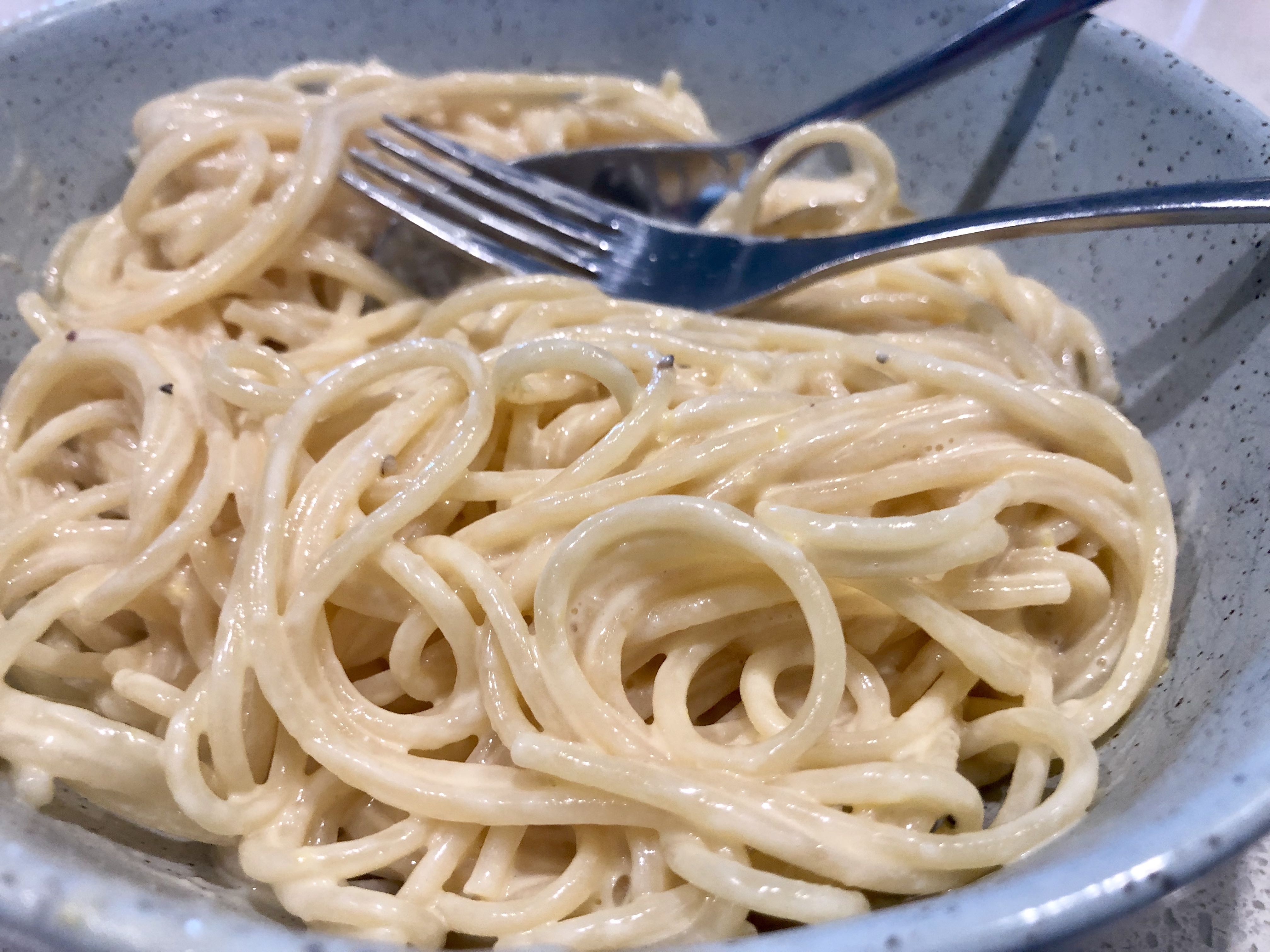 The Nigella Diaries: Lemon Linguine