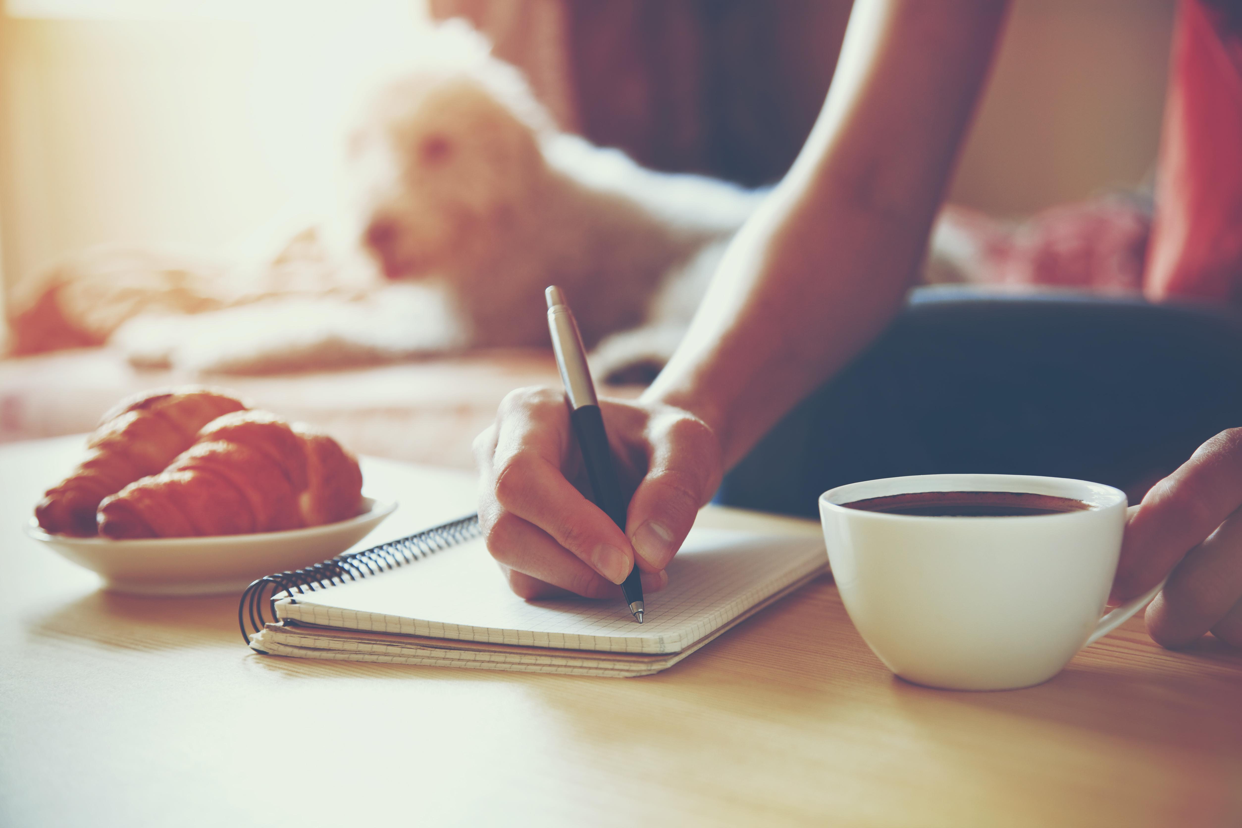 Journalling in July – Week 2
