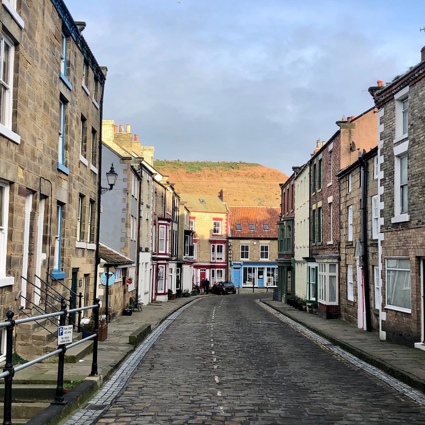 Yorkshire Part 3: Staithes and Whitby