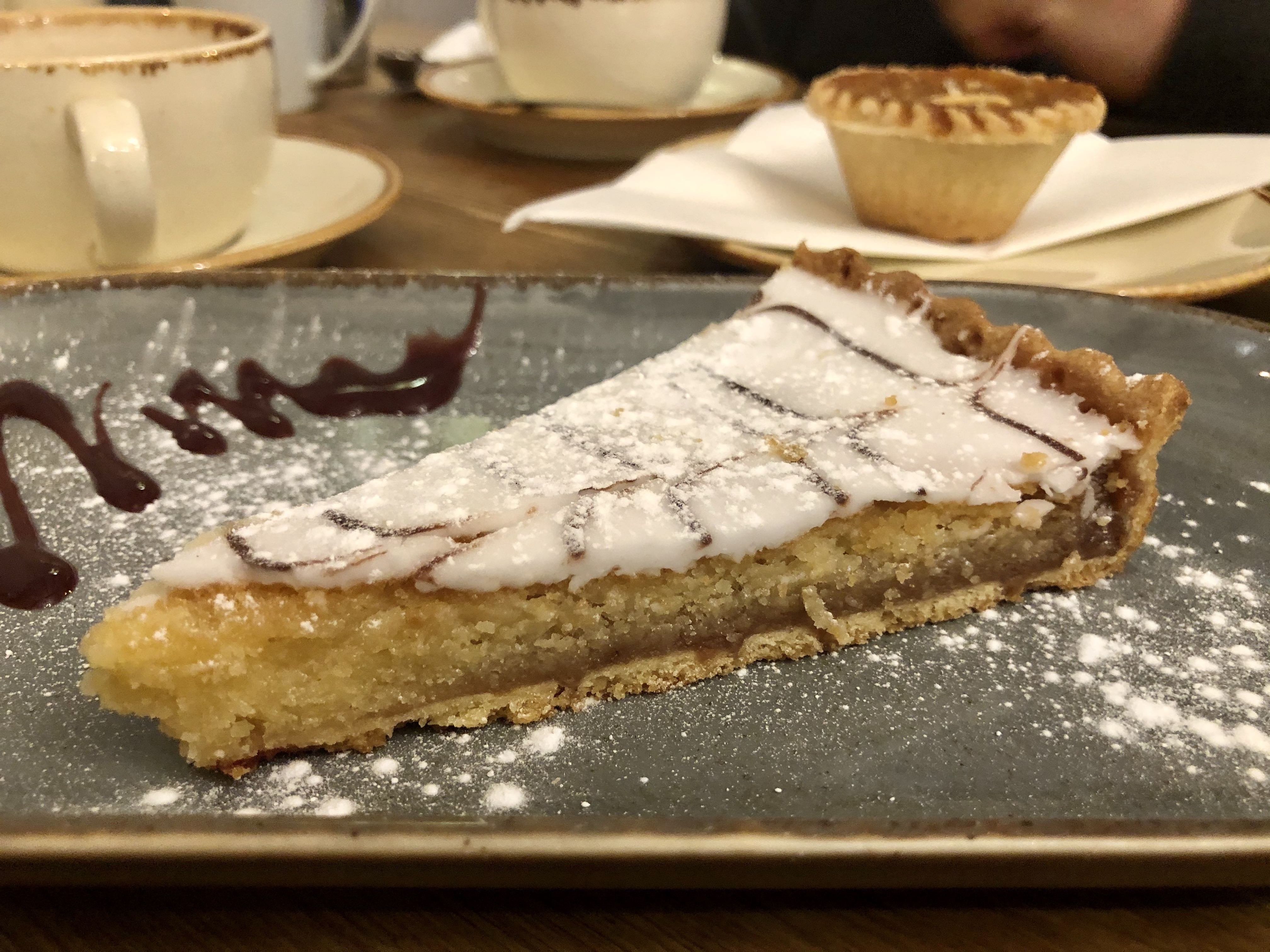 Bakewell – Pudding or Tart?