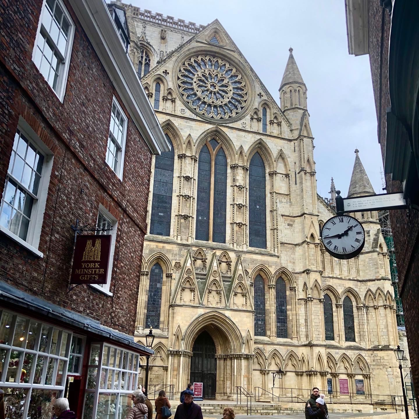 Yorkshire Part 2: York