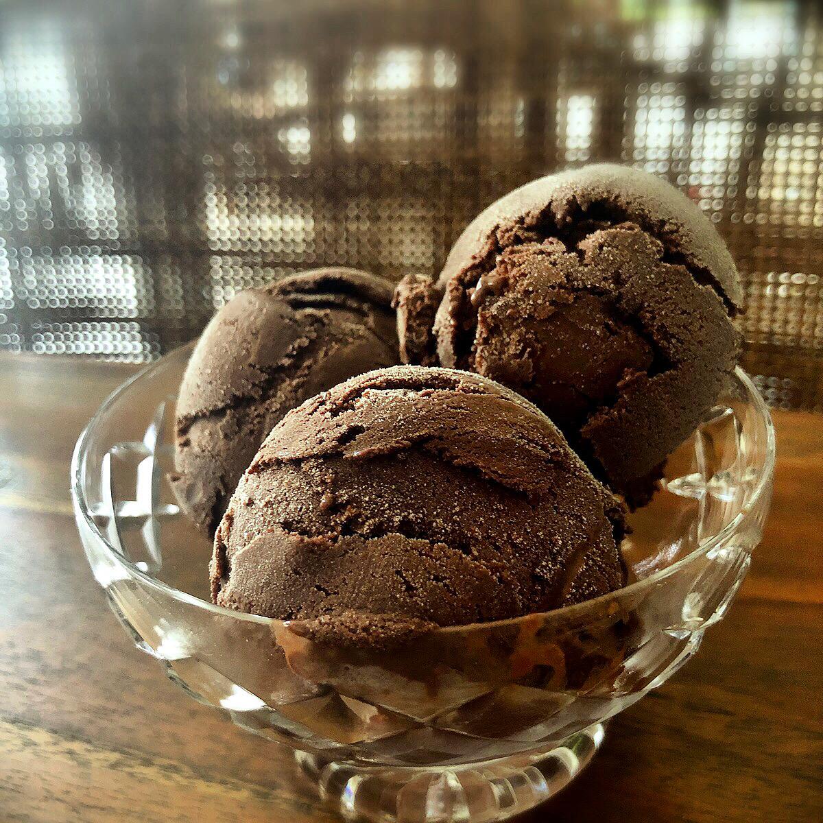 The Nigella Diaries – The Best Chocolate Ice-cream In The World