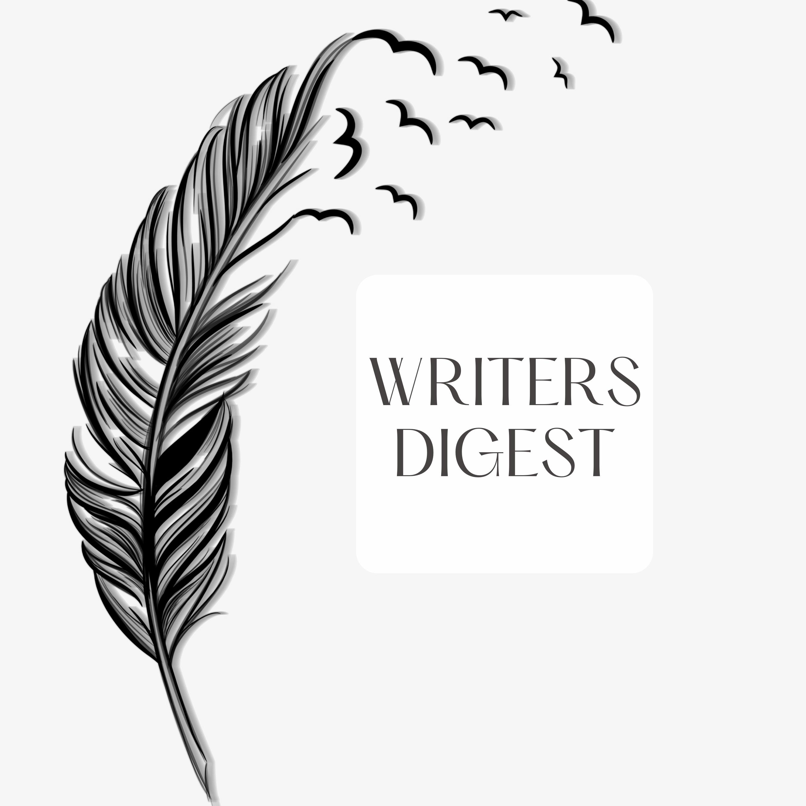 Writer's Digest: Monday, September 6, 2021